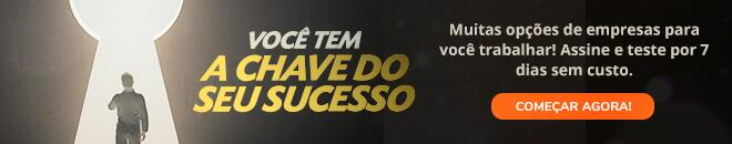 Você tem a chave do seu sucesso!